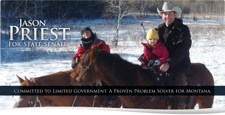 Jason Priest for State Senate